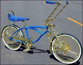 A bling bike