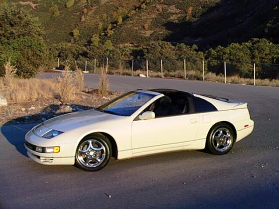 Nissan 300ZX Twin Turbo Pictures