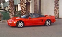 Photo of an Acura NSX